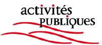 Activités Publiques