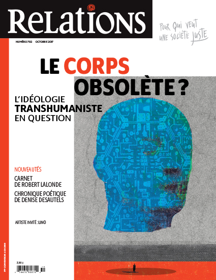 Le corps obsolète? L'idéologie transhumaniste en question
