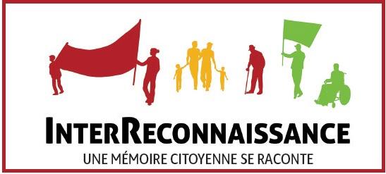 Exposition InterReconnaissance : UNE MÉMOIRE CITOYENNE SE RACONTE