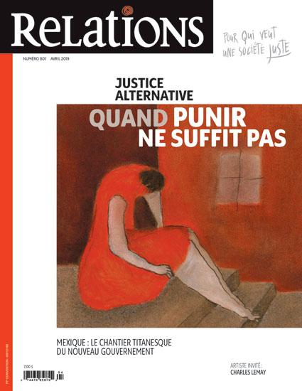 Justice alternative : quand punir ne suffit pas